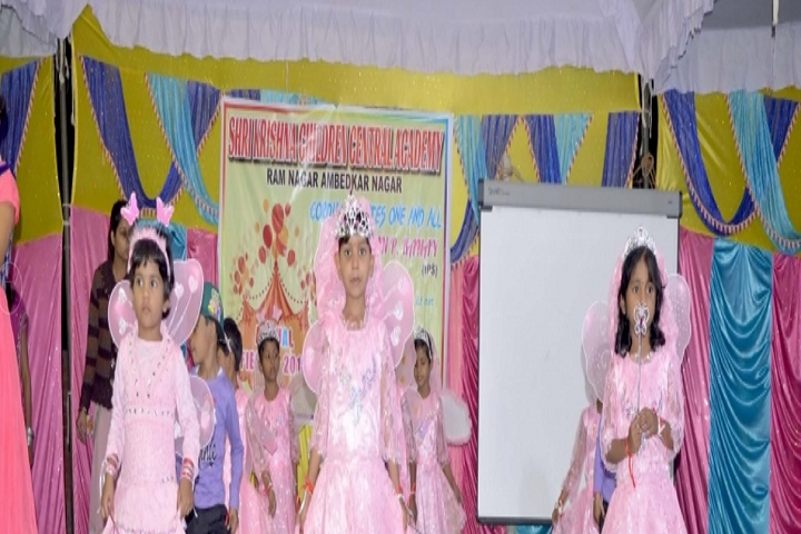 Shri Krishna Children Central Academy-Event