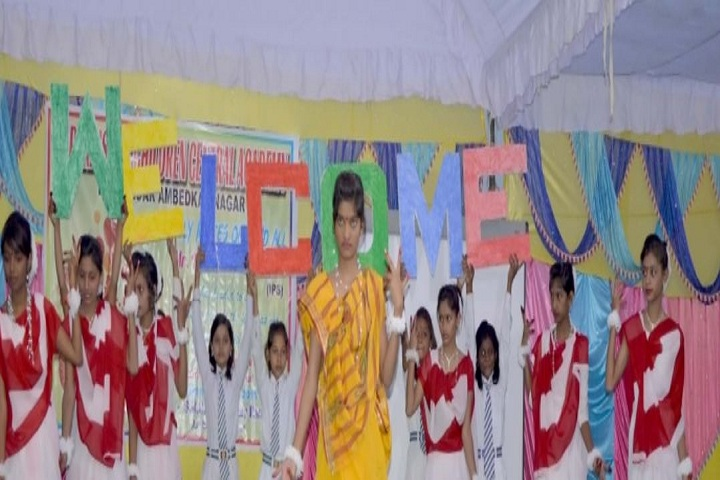 Shri Krishna Children Central Academy-Dance Performance