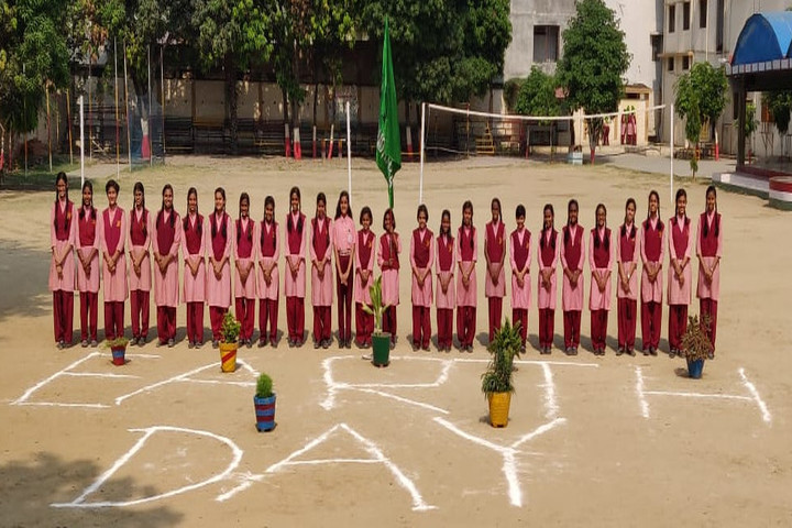 Shri Maha Prabhu Public School-Earth Day