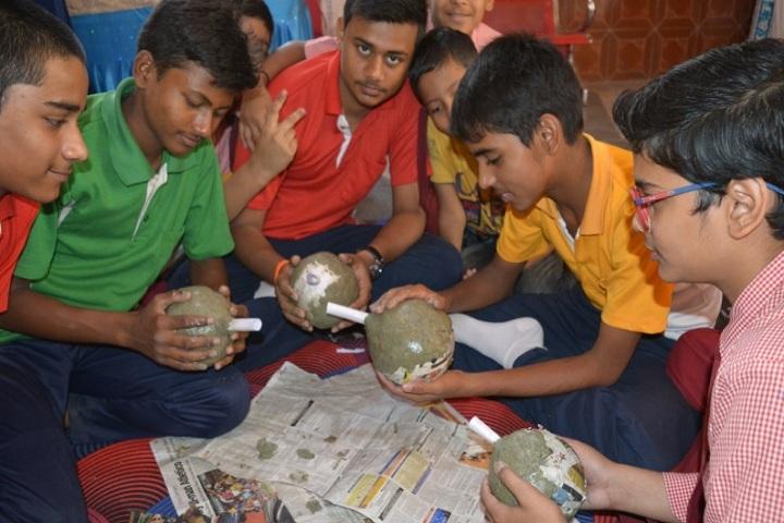 Shri Maha Prabhu Public School-Summer Camp