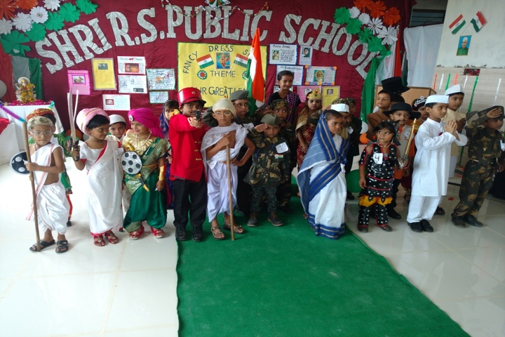 Shri R.S Public School-Independence day