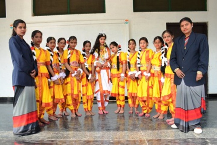 Shri Rajendra Giri Memorial Academy-Cultural Activity