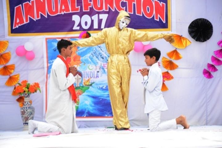 Shri Rajendra Giri Memorial Academy-Drama