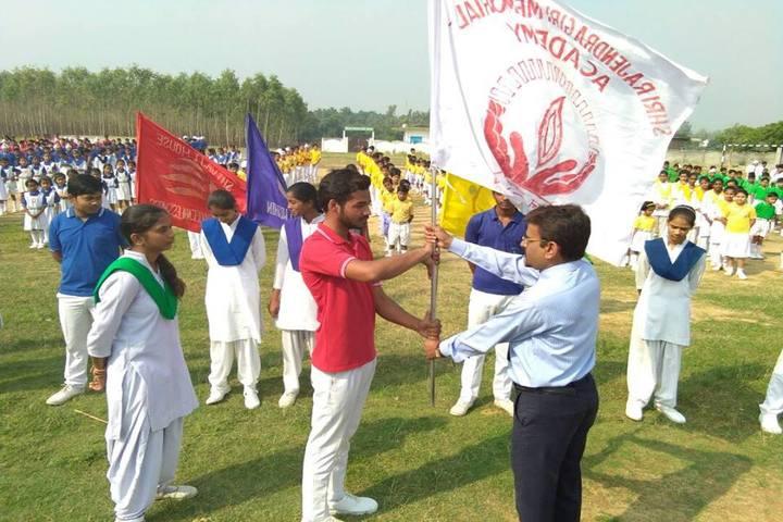 Shri Rajendra Giri Memorial Academy-Sports Day