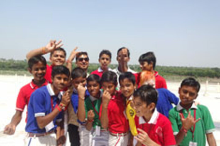 Shri Rajendra Singh College-Educational Trip