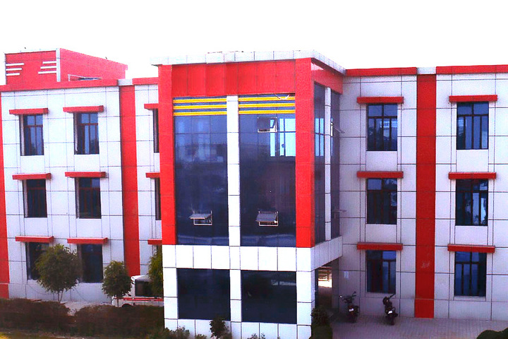 Shri Ram International School-Campus View