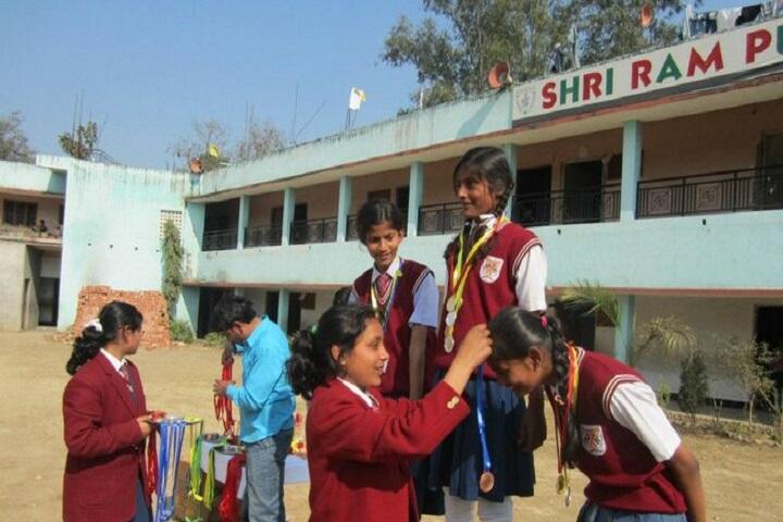 Shri Ram Public School-Sports day