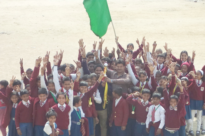 Shri Ram Public School-Achievements