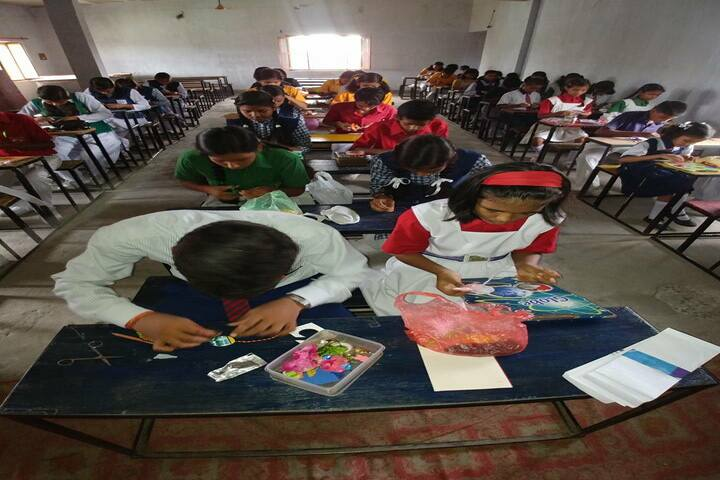 Shri Ram Public School-Activity1