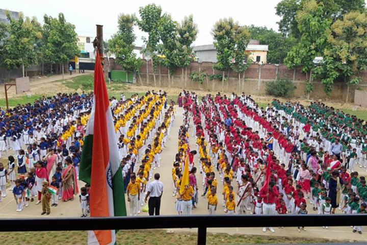 Shri Ram Public School-Assembly