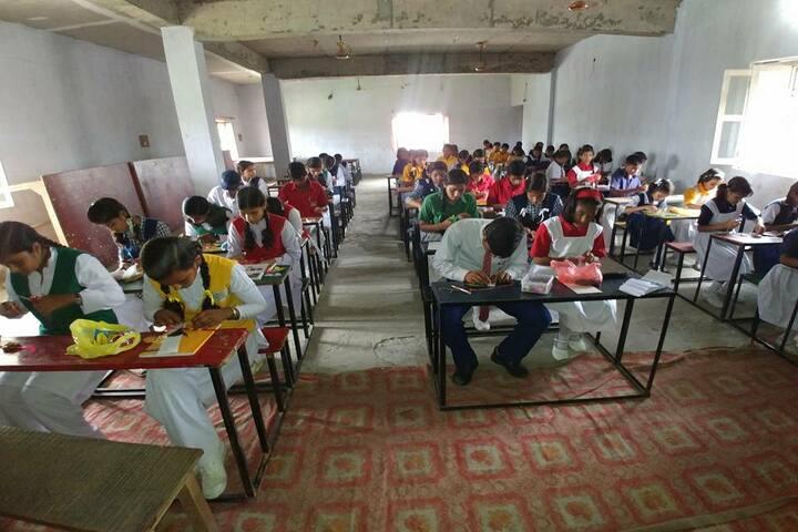 Shri Ram Public School-Classroom