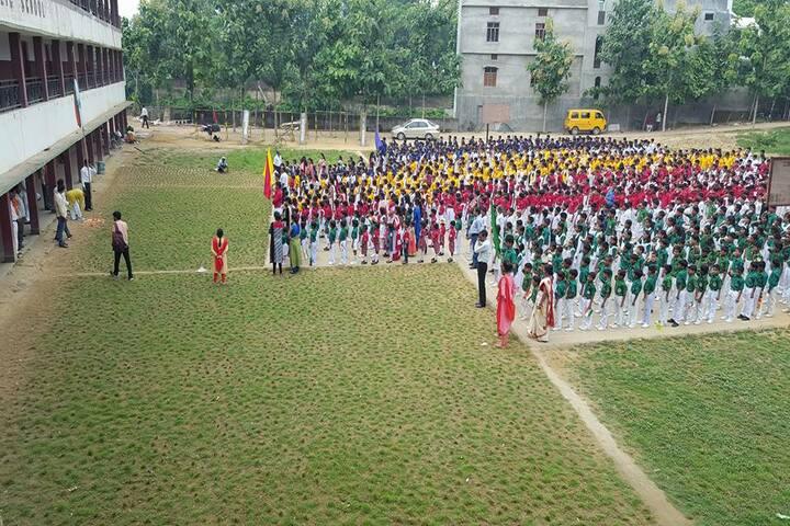 Shri Ram Public School-Independence day