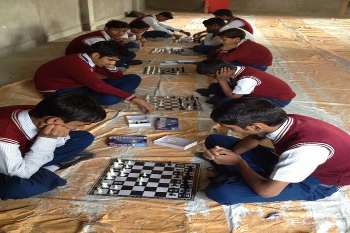 Shri Ram Public School-Indoor games