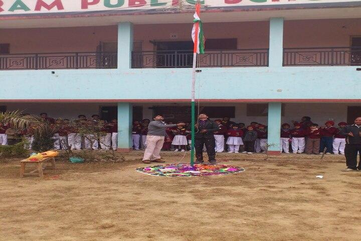 Shri Ram Public School-Republic day