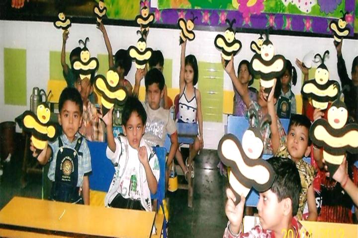 Shri Ram Public School-Activity