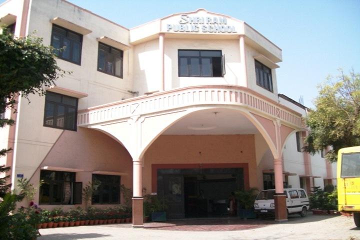 Shri Ram Public School-Building