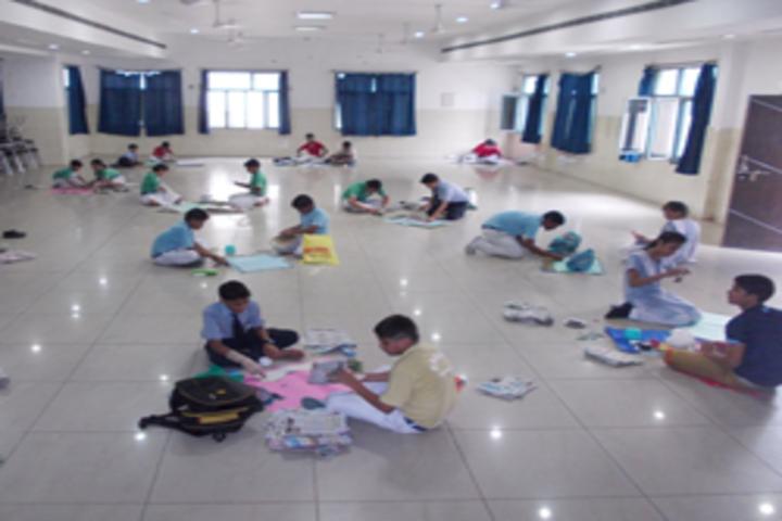Shri Ram Swaroop Memorial Public School-Activity