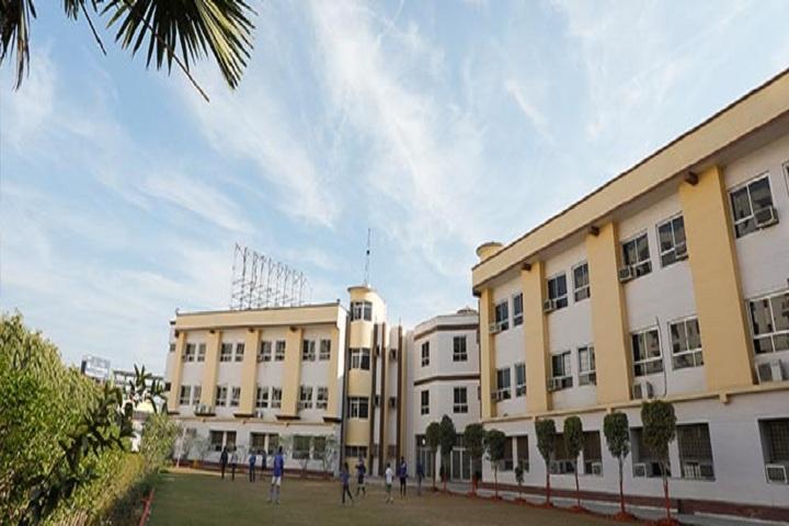 Shri Ram Swaroop Memorial Public School-Campus
