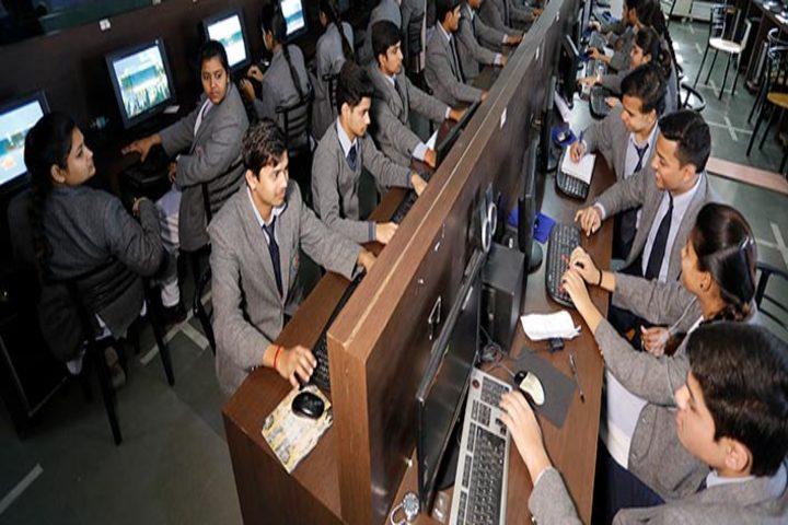 Shri Ram Swaroop Memorial Public School-Computer Lab
