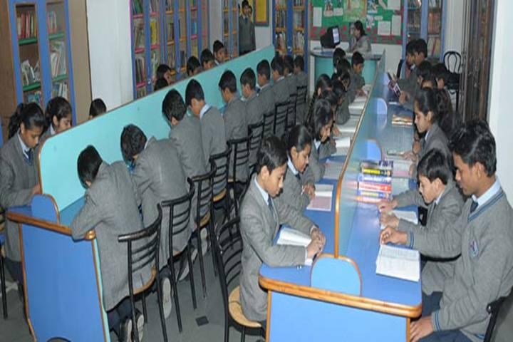 Shri Ram Swaroop Memorial Public School-Library