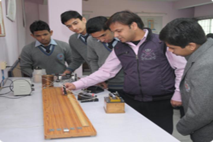 Shri Ram Swaroop Memorial Public School-Physics Lab
