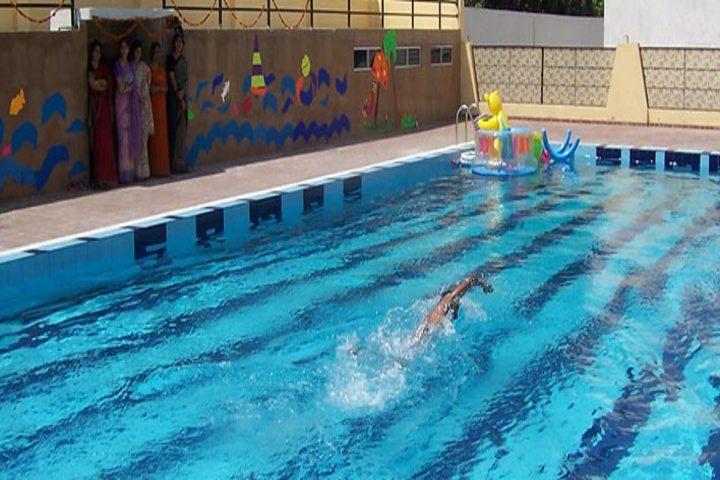 Shri Ram Swaroop Memorial Public School-Swimming Pool