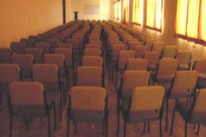 Shri Sai Academy-Seminar Hall