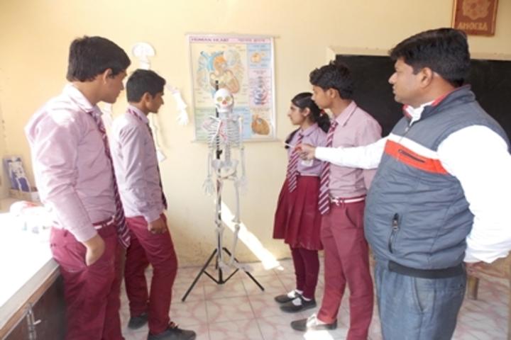 Shri Sai Public School-Biology Lab