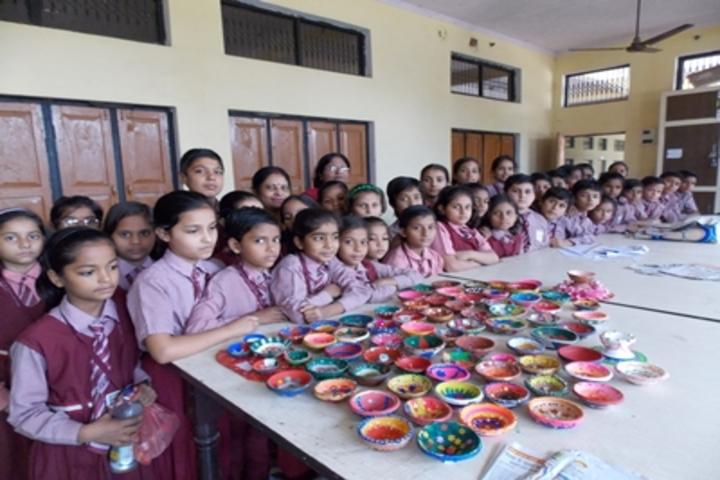 Shri Sai Public School-Diwali Celebrations