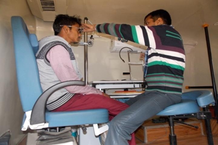 Shri Sai Public School-Health Checkup