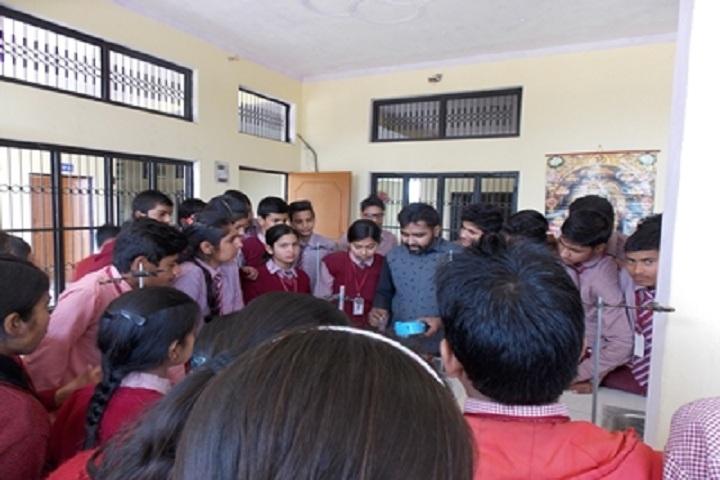 Shri Sai Public School-Physics Lab