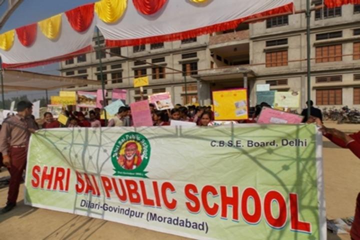 Shri Sai Public School-Rally for Social Awareness