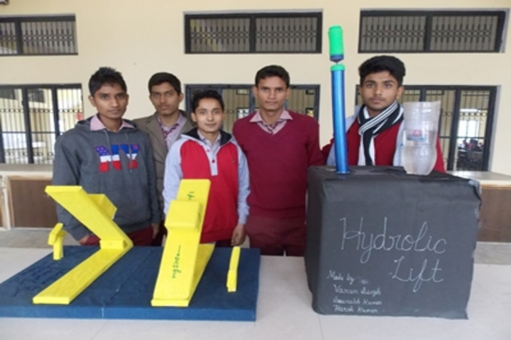 Shri Sai Public School-Science Exhibition