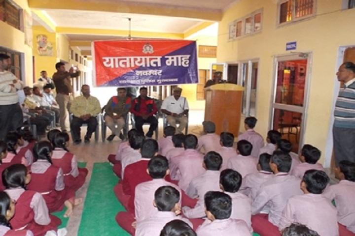 Shri Sai Public School-Workshop