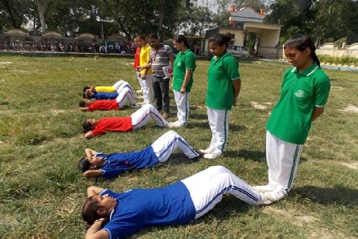 Shri Sai Public School-Yoga
