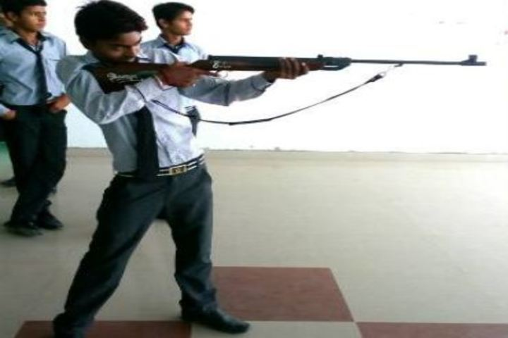 Shri Vinayak Academy International School-Archery
