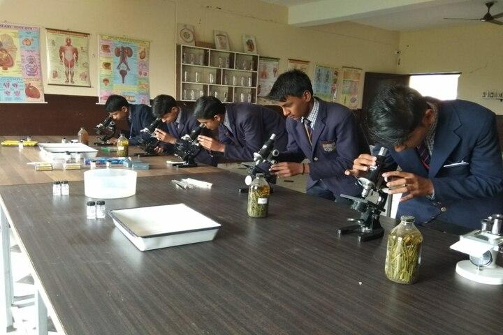 Shri Ji International School Mathura-Bio Lab