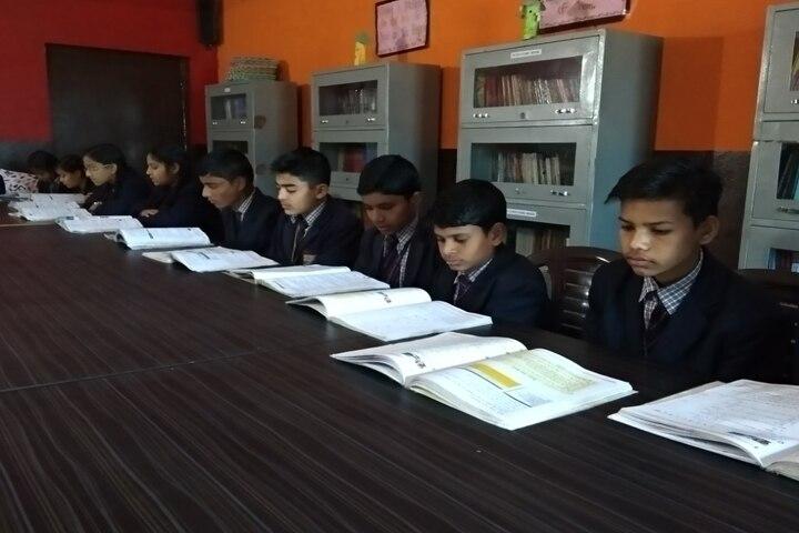 Shri Ji International School Mathura-Laibary