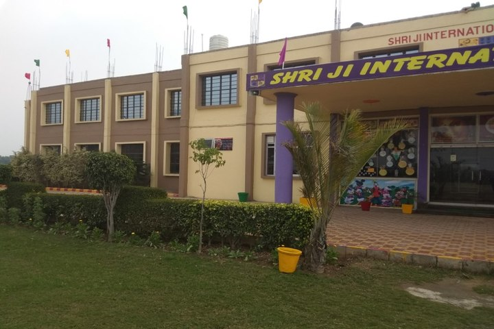 Shri Ji International School Mathura-Campus View