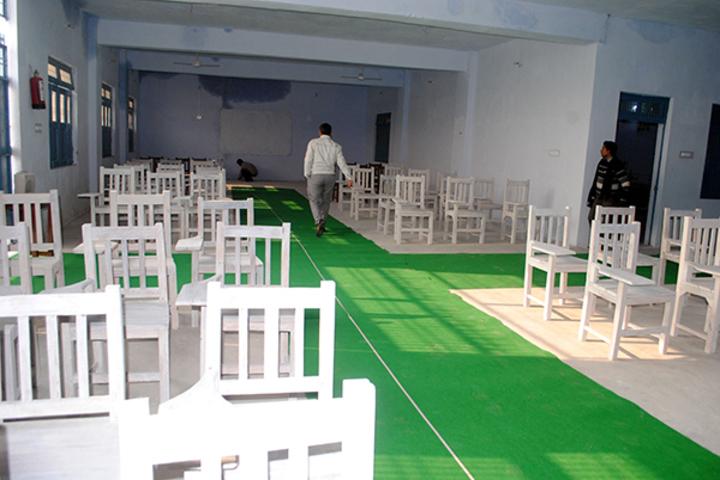 Shrimati Mamta Vidhyalaya- Auditorium