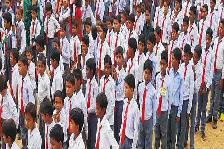 Shrimati Mamta Vidhyalaya-School Students