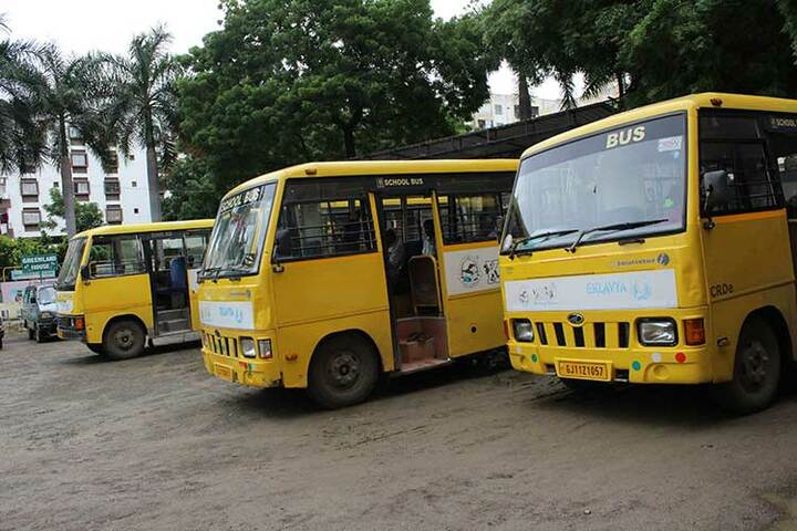 Shringi Rishi Vidyapeeth Public School-Transport
