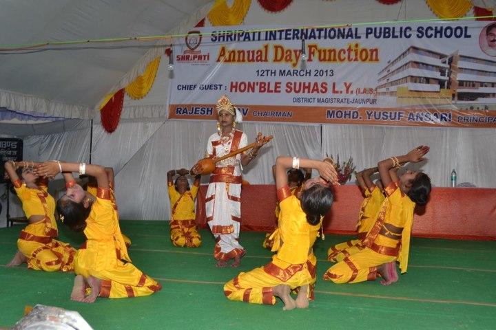 Shripati International Public School-Annual Day