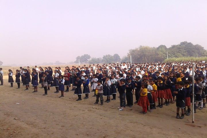 Shripati International Public School-Assembly
