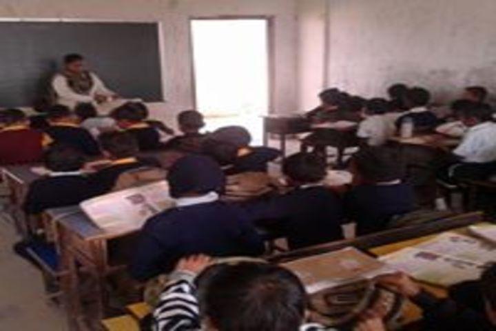 Shripati International Public School-Classroom