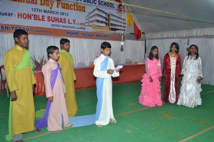 Shripati International Public School-Play Role