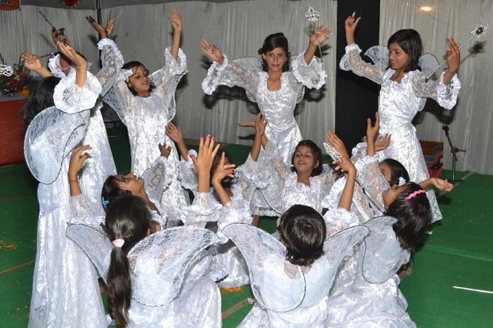 Shripati International Public School-Dance