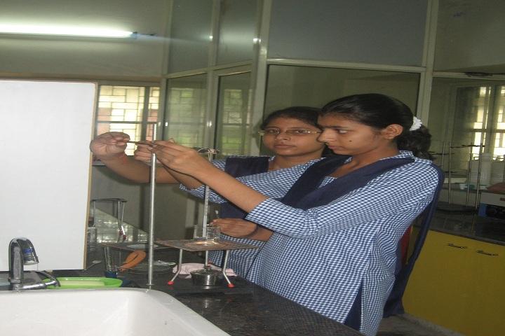 Shriram School-Chemistry Lab