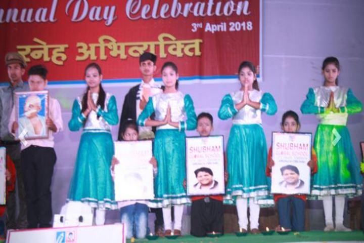 Shubham Global School-Annual Day