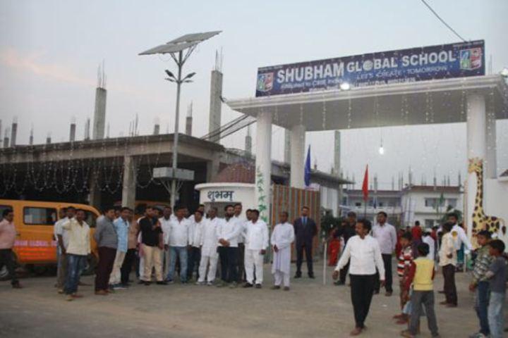 Shubham Global School-Campus View